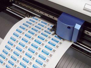數位印刷應用|標籤貼紙 - 依照需求 少量印刷