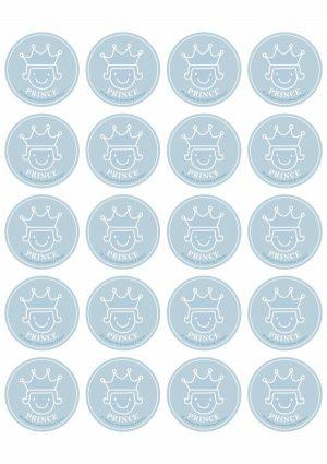 ★羅傑MORE★A4 數位標籤貼紙 - 透明貼紙上亮膜