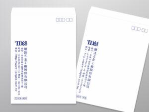 白牛皮信封 印刷